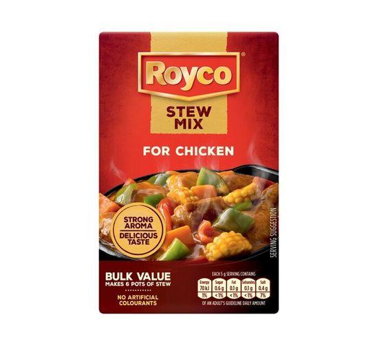 Royco Soup Stew Mix Chicken (1 x 200g)