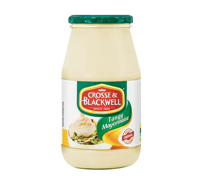 Crosse & Blackwell Mayonnaise Regular (1  x 750g)