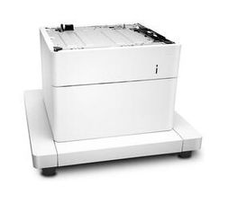 HP Paper Feeder and Cabinet - printer base with media feeder - 550 sheets