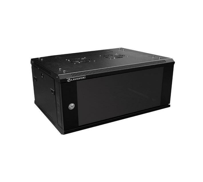Linkbasic 4U Preassembled Fixed Wall Box