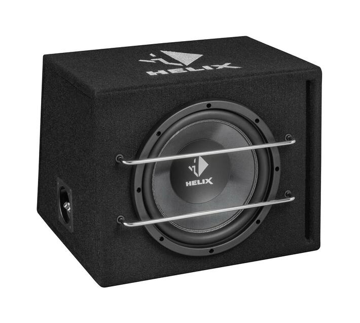 25 cm / 10` Compact vented subwooferPower handling RMS / max.: 250 / 500 Watts