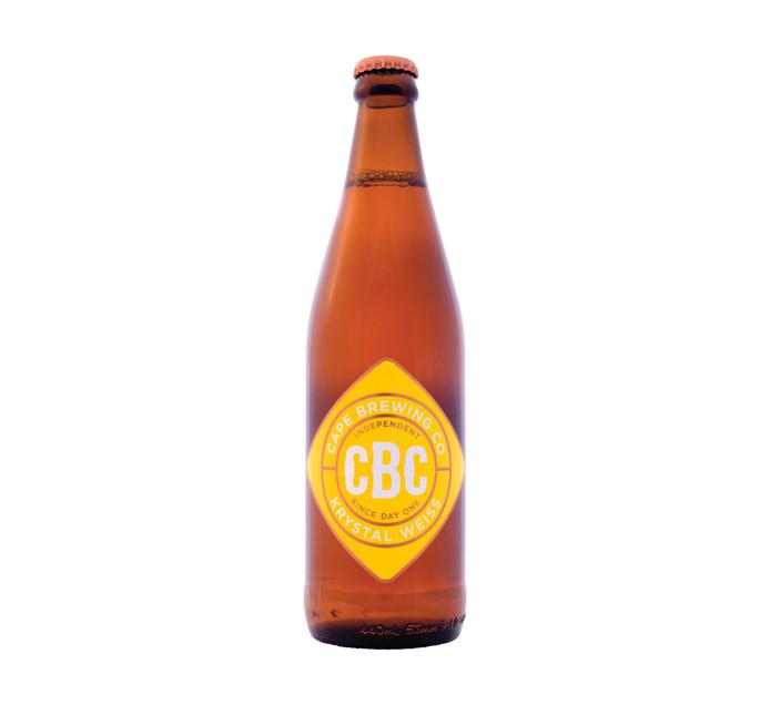 CBC Crystal Weiss NRB (4 x 440ml)