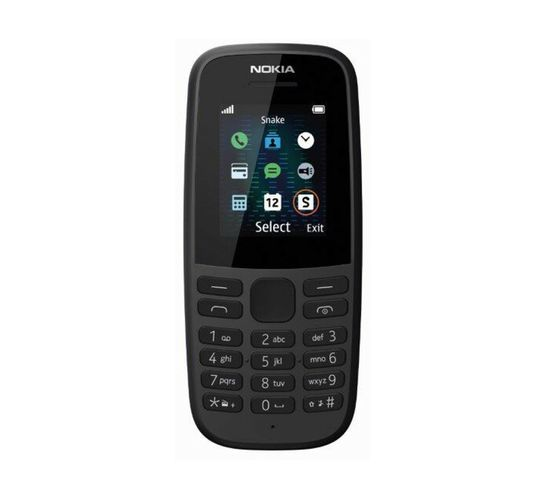 Nokia 105 4th Edition 2019