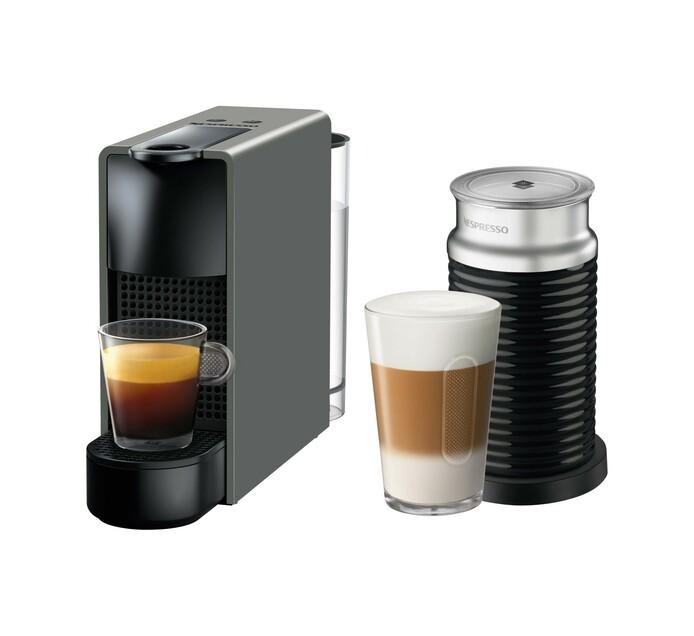 Nespresso Essenza Mini Coffee Machine Bundle