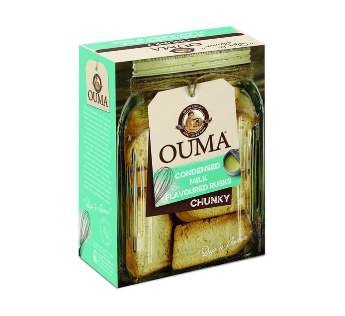 Ouma Bun Rusks Condensed Milk (500g)