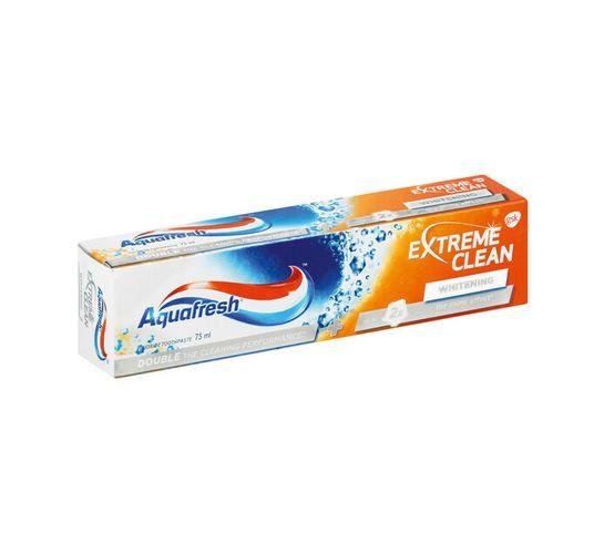 Aquafresh Toothpaste X/Clean Whitening (1 x 75ml)