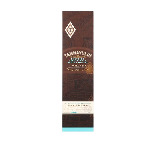 Tamnavulin Double Cask Speyside Malt (1 x 750 ml)