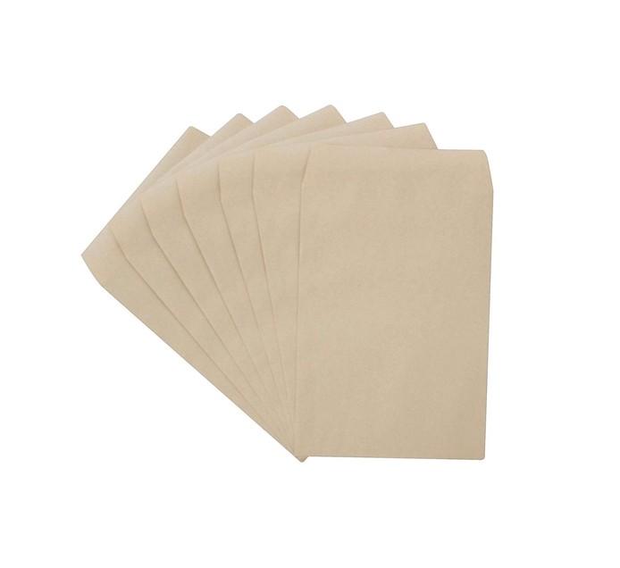 ARO C5 Seal Easi Envelopes Brown 500 Pack