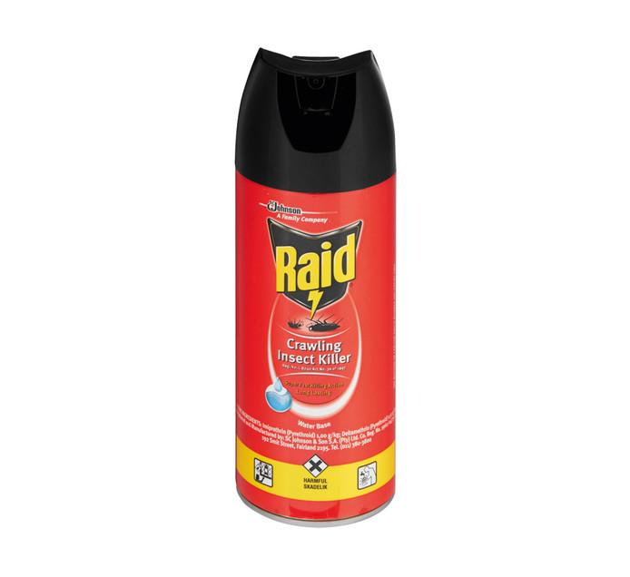 Raid Super Fast Crawling Regular (1 x 300 ml)