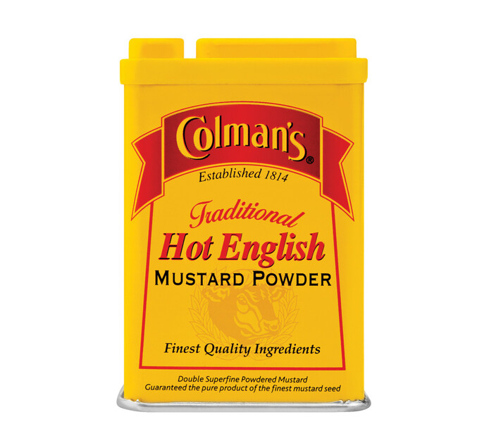 Colmans Hot English Mustard Powder (1 x 50g)