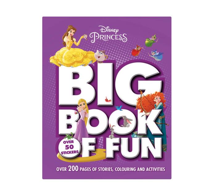Disney 240 cm x 190 mm Big Book of Fun