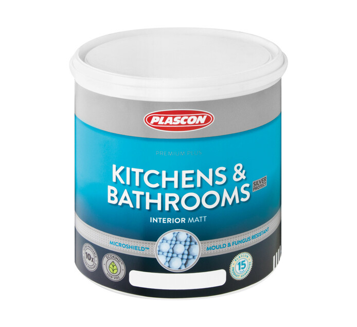 Plascon 2.5 l Kitchens & Bathrooms