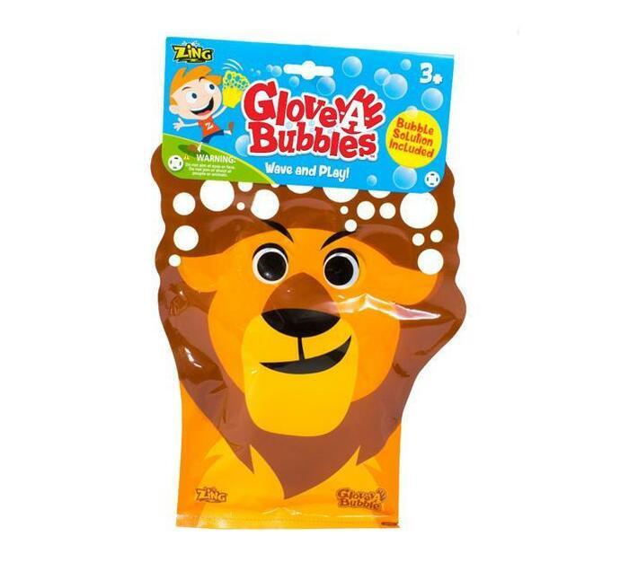 Glove a Bubble - Lion