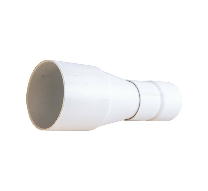 Splashworks 110 mm - 80 mm Rainwater Downpipe