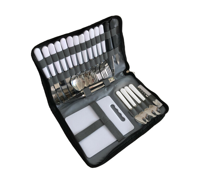Campmaster Cutlery Bag Set