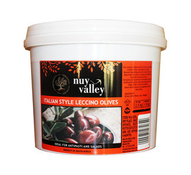 WILLOW CREEK Nuy Valley Olives Black Leccino (1 X 2.5KG)