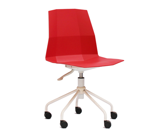 GOF Furniture - Paw Chair - Red