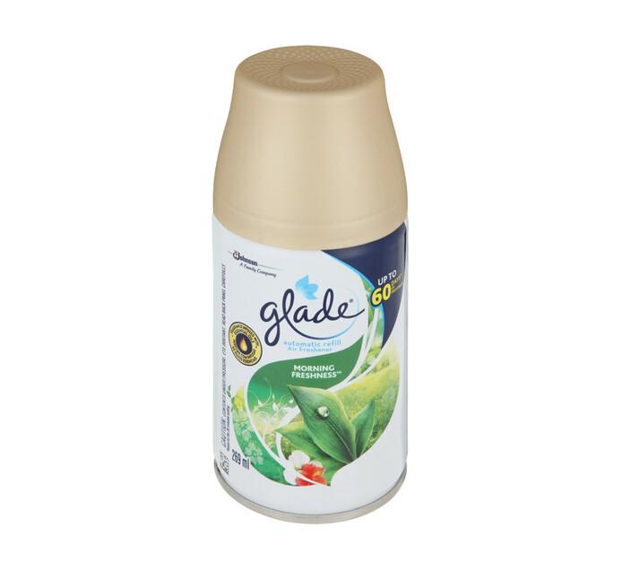 Glade Auto Air Freshener Refill Morning Freshness (1 x 269ml)