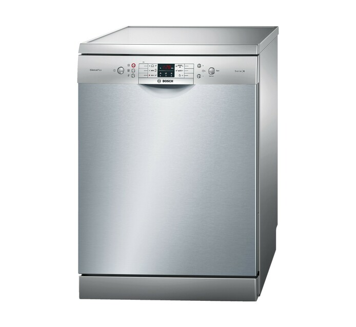 BOSCH 13 PLACE DISHWASHER SILVER INOX