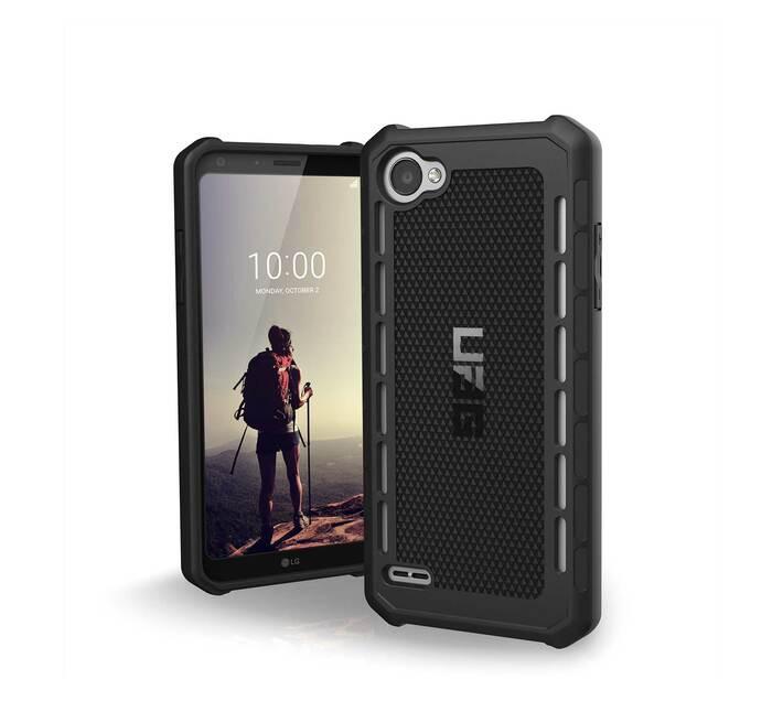 UAG Outback Case - LG Q6 (Black)