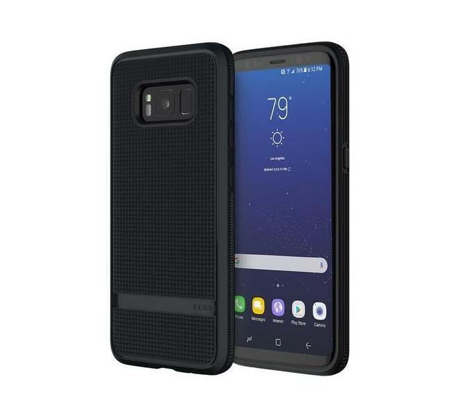 Incipio NGP Advanced Case Samsung Galaxy S8 Cover (Black)