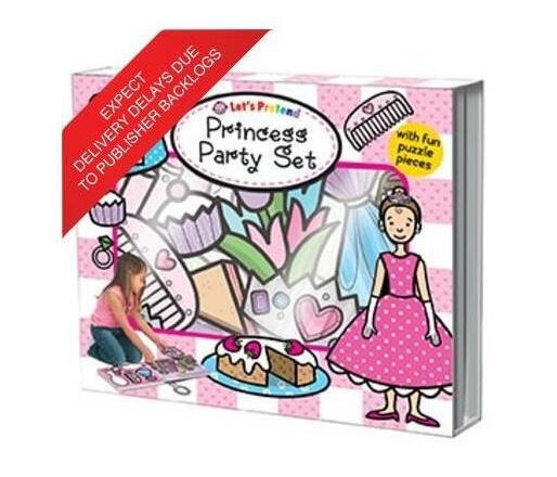 Princess Party Set : Let's Pretend Sets