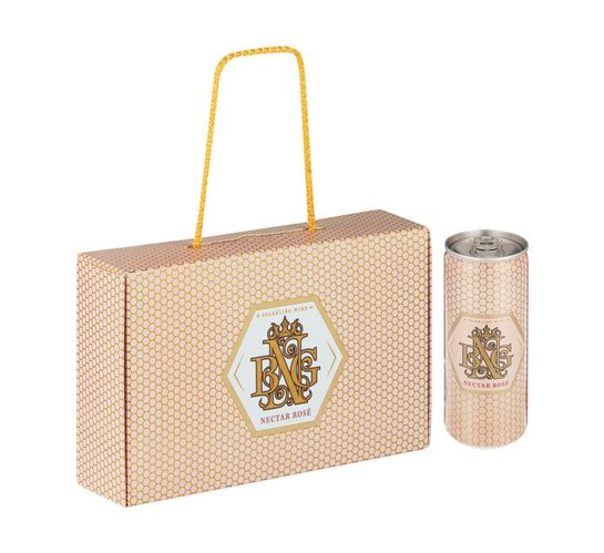 House Of Bng Nectar Rose (24 x 250 ml)