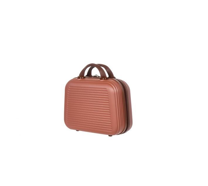 2 Piece Carry Handbag-Rose Gold