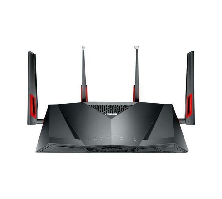 Asus DSL-AC88U Wireless Router DSL Modem 802.11a/b/g/n/ac Desktop