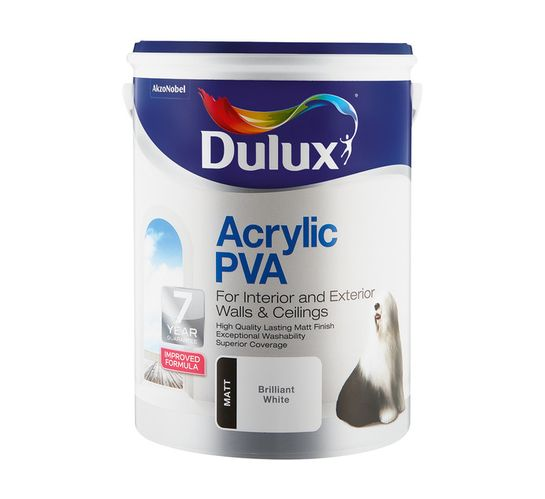 Dulux 5 l Acrylic PVA