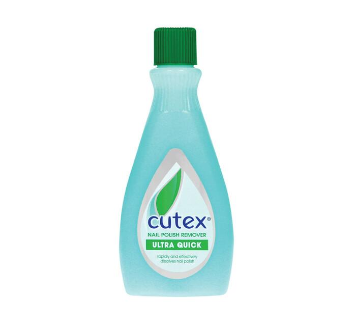 Cutex Nail Polish Remover Ultra Quick (6 x 100ML)