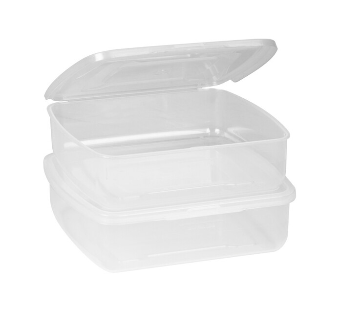 Myeverlid 2 x 750ml Myeverlid Food Containers