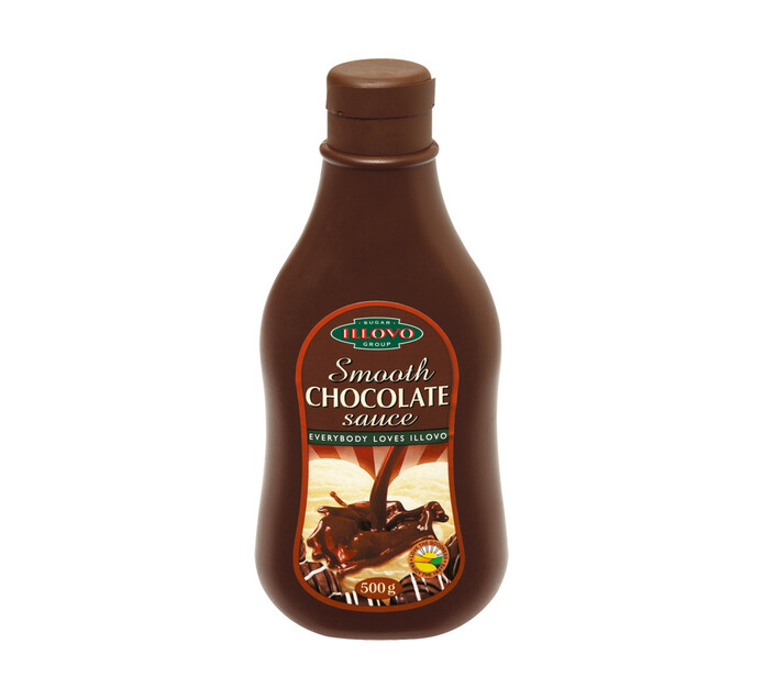 Illovo Sauce Chocolate (1 x 500g)