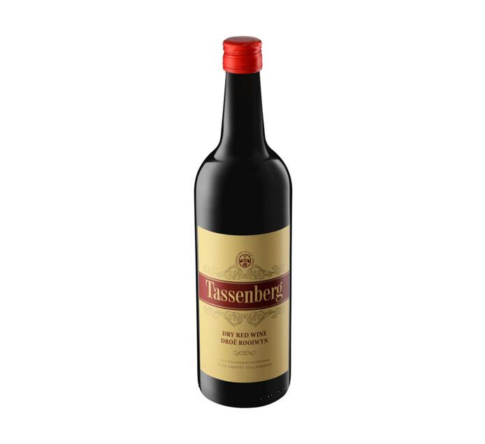 Tassenberg Dry Red (1 x 750ml)