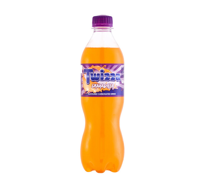 Twizza Soft Drink Granadilla (6 x 500ml)