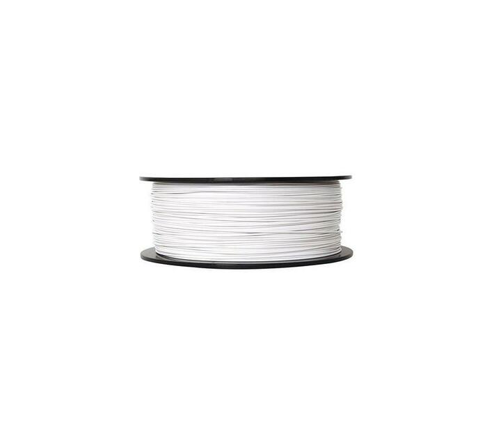 MakerBot - 1 - true white - ABS filament