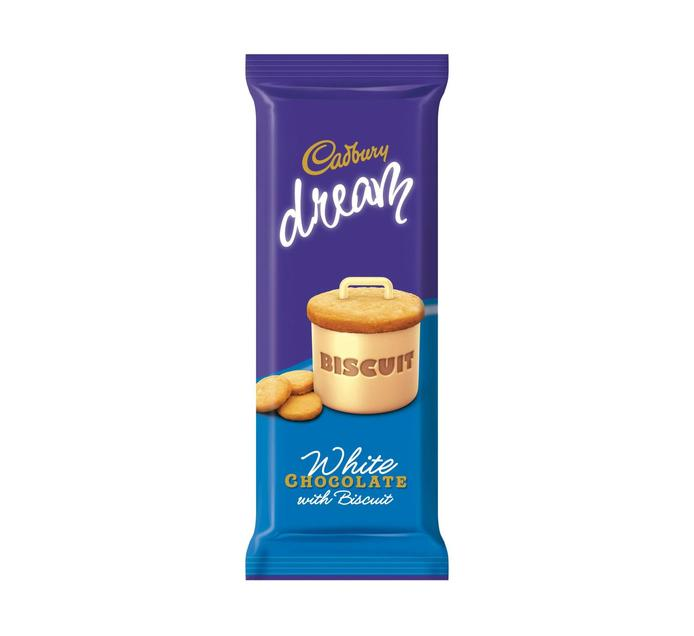 Cadbury Slabs Dream Biscuit (1 x 80g)