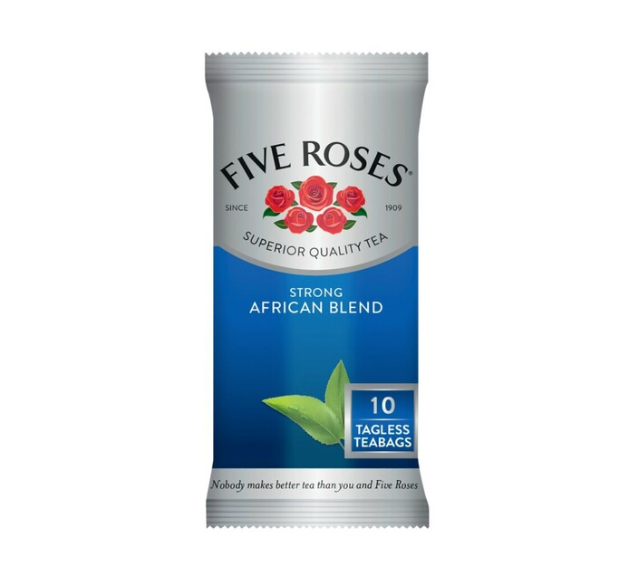 Five Roses Teabags African Blend (20's)