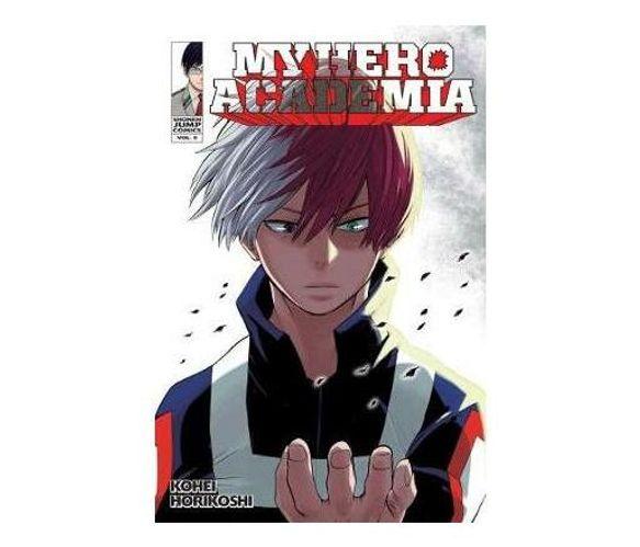 My Hero Academia, Vol. 5 (Paperback / softback)