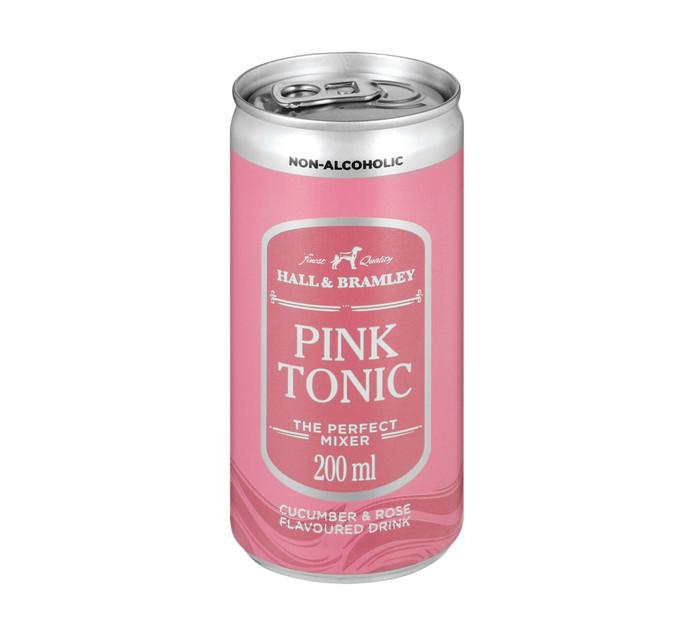 HALL & BRAMLEY Pink Tonic (6 x 200ml)