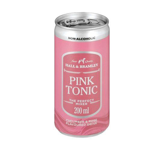 Hall & Bramley Pink Tonic (6 x 200 ml)