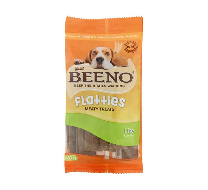 Beeno Moist Treat Flatties Healthy Choice (1 x 120g)