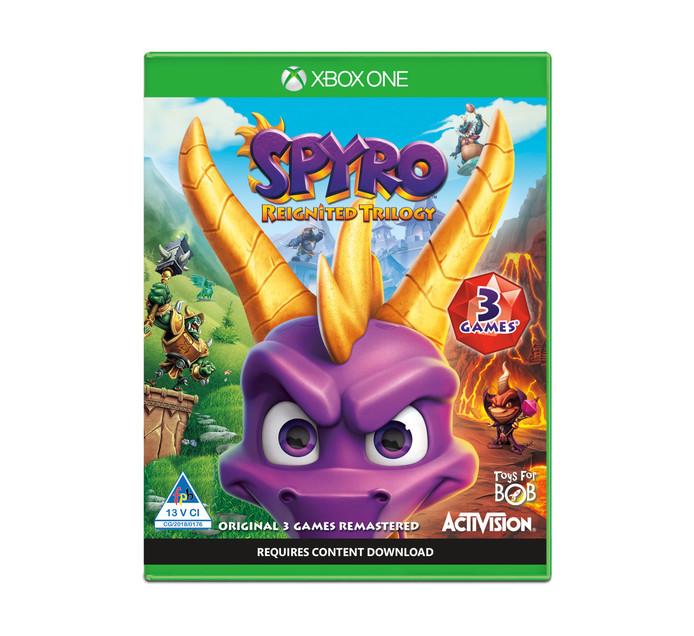 Xbox One Spyro Reinited Trilogy