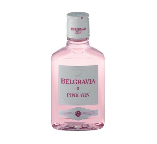 Belgravia Pink Gin (12 x 200 ml)