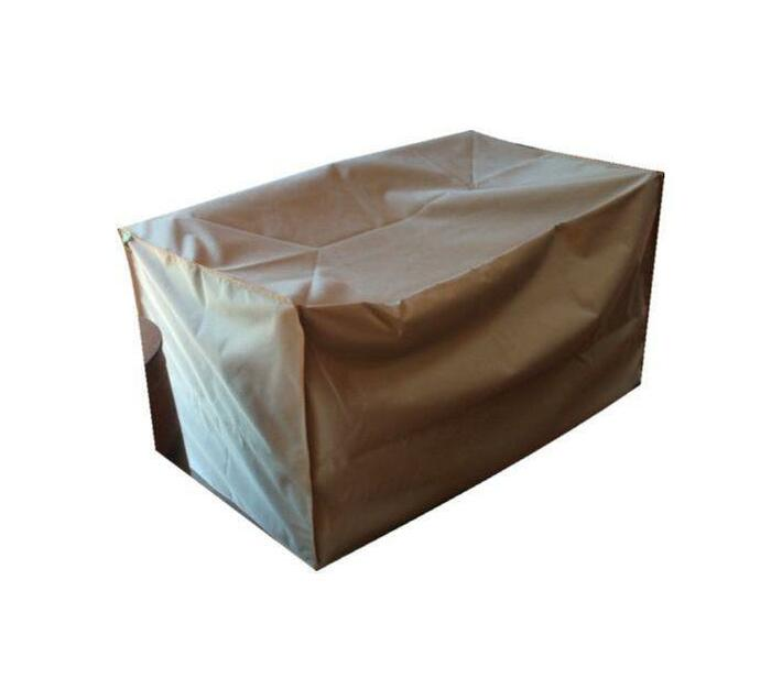 Patio Solution Covers Couch Cover Large - Beige Ripstop UV 260grm