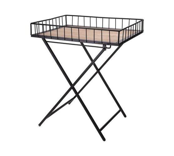 Eco Folding Metal Coffee Table