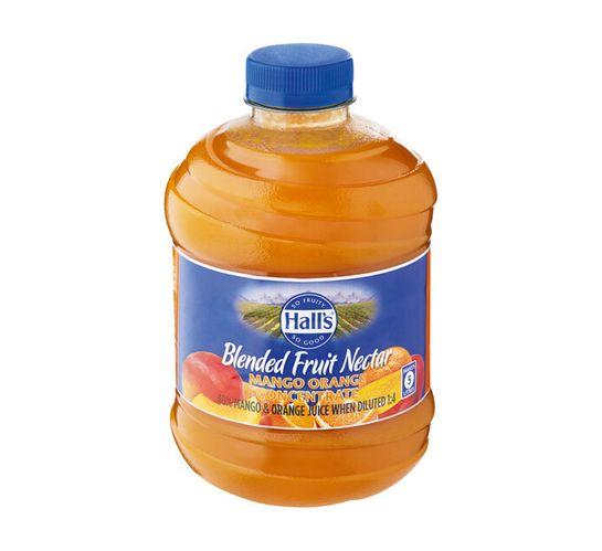 Halls Fruit Juice Mango Orange (1 x 1L)
