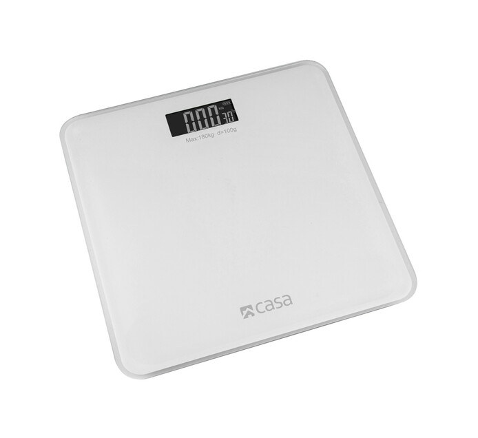 Casa Electronic Glass Scale
