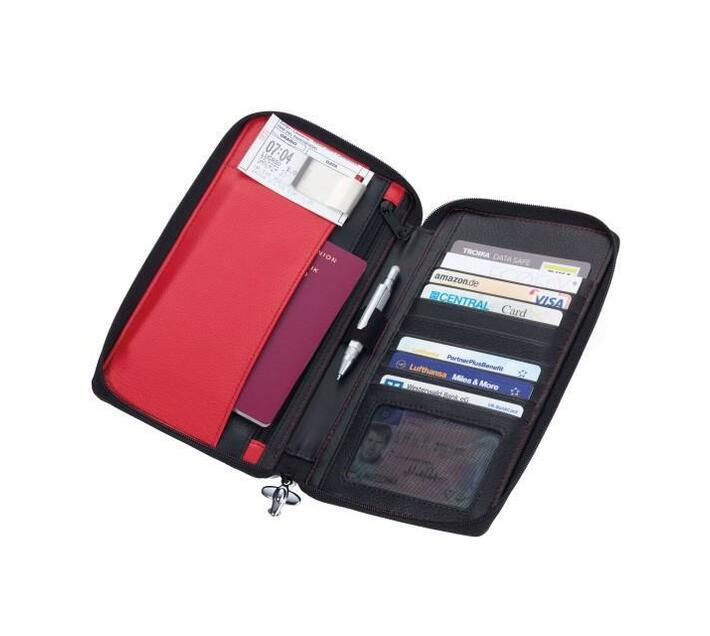 Troika RFID Shielding Travel Document Holder