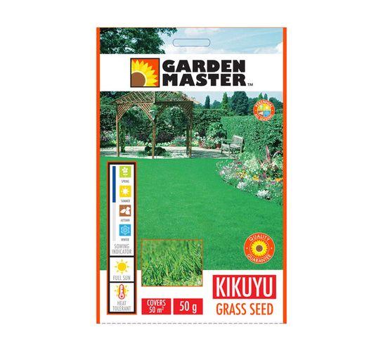 Gardenmaster 50 g Kikuyu Grass Seed